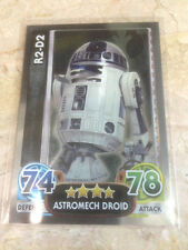 STAR WARS Force Awakens - Force Attax Trading Card #169 R2-D2