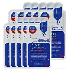 *MEDIHEAL* N.M.F Aquaring Ampoule Mask (25ml x 10Sheets) -Korea cosmetics