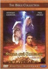 THE BIBLE COLLECTION # Sodom and Gomorrah (1962) DVD (Sealed)