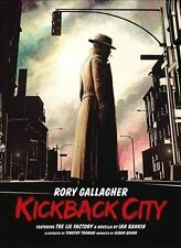 "Kickback City [3CD + ""The Lie Factory"" Novella by Ian Rankin] New CD"