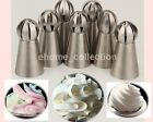 7 Style DIY Cake Decorating Tools Russian Icing Piping Cream Pastry Nozzles Tips