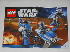 LEGO * STAR WARS * 7914 MANDALORIAN BATTLE PACK - SYSTEM SET