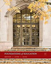 What's New in Education: Foundations of Education by Daniel U. Levine, Allan...
