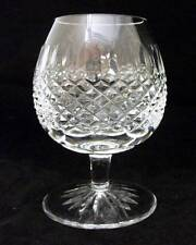 Galway CLADDAGH Brandy Snifter Starburst with Cut Foot GREAT CONDITION