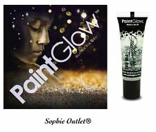 New PaintGlow GLITTER FIX GEL Adhesive Glue Diamonds Face & Body Eye Shadow