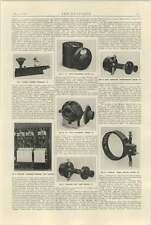 1925 Mullard Transmitting Valve Marconi Wireless Dodder Machine