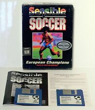 SENSIBLE SOCCER 1992/3 SEASON EDITION BY SENSIBLE SOFTWARE FOR COMMODORE AMIGA