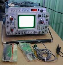 Tektronix 464 2-Channel Dual Storage Oscilloscope+DM44 Digital Multi-meter
