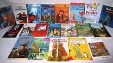 40  Kinderbücher Sammlung Taschenbücher Paket Vampir Indianer Prinz Hobbit