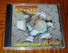 ZINK CALLS CANADAS GONE WILD GOOSE CALL VIDEO CD NEW!
