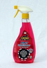 AMMO XR-7 ALLOY WHEEL CLEANER  CAR/MOTORCYCLE NON-ACID BUT POWERFUL NEW FORMULA!