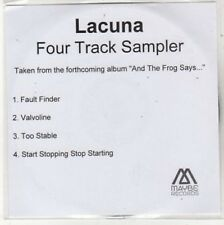(BS178) Lacuna, Fault Finder - DJ CD