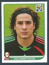 PANINI-SOUTH AFRICA 2010 WORLD CUP- #051-MEXICO-GUILLERMO OCHOA