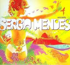 Encanto [Digipak] by Sergio Mendes (CD, Jun-2008, Concord)