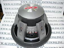 """SUBWOOFER 300 mm 12"""" 1500 Wmax ALPINE TYPE R CONO CARBONIO E KEVLAR 2+2 OHM"""