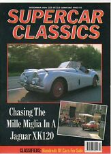 SUPER CAR CLASSICS MAGAZINE - December 1990