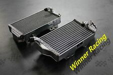 WINNER RACING HIGH-PERF. aluminum radiator Honda CR 250 R/CR250R 2002 2003 2004