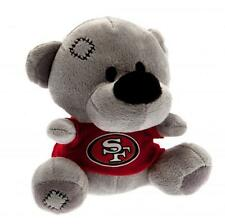San Francisco 49ers Timmy Bear Soft Toy Team Mascot