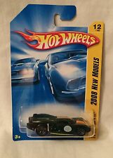 NEW 2007 2008 Hot Wheels New Models #12 Of 40 Prototype H-24 Green