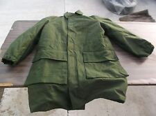 Swedish Army Vintage (from 1972) C148 Miltary Surplus Winter Coat XXLarge