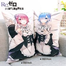 35x55cm 2WT Re:Zero kara Hajimeru Isekai Seikatsu Anime Stuffed Pillow Cushion