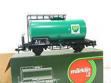 Märklin 5868 Spur 1 Tankwagen BP Güterwaggon Güterwagen Originalverpackung