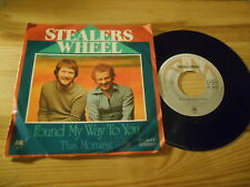 "7"" Pop Steelers Wheel - Found My Way To You / This Morning A&M REC"