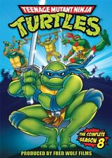 Teenage Mutant Ninja Turtles: The Complete Season 8 (DVD New)