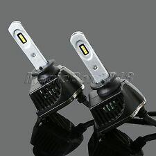 2X 80W 16000LM H1 LED Car Headlight Headlamp PHILIPS Chip Light Bulb 5700K-6000K