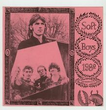 "The SOFT BOYS : 1980 Rehearsals - 7"" Country? 1987 - ROBYN HITCHCOCK - psych pop"