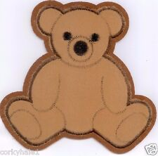 Kaylee Bear Patch UNFINISHED NEW with interface backing Firefly Serenity