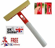 Squeegee with Spray Bottle 3 In 1 Rubber Sponge Tool Window Cleaning Glass Auto
