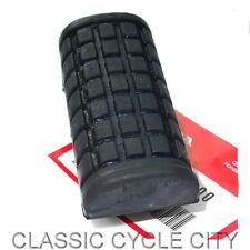 Honda TG 50 Gyro Gummi Fußrasten Fußrastengummi Original Rubber Main Step TG50