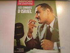 ** Miroir de l'Histoire n°301 Les combats d'Israël / Ben Gourion