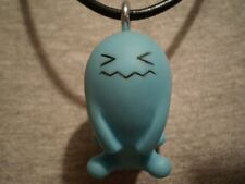 Novelty Pokemon Wobbuffet Figure Charm Necklace Anime Cute Kawaii Gift Jewelry