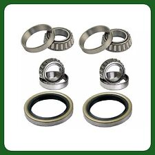 FRONT WHEEL BEARING & SEAL FOR NISSAN PATHFINDER 1987-2004  SET OF 6 BOTH SIDE