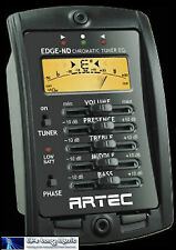 ARTEC EDGE-ND GUITAR PREAMP PICKUP KIT WITH PIEZO AND ONBOARD TUNER