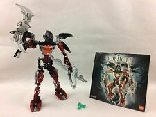 LEGO Bionicle Warriors MAKUTA ICARAX Titan (8953) Complete With Instructions