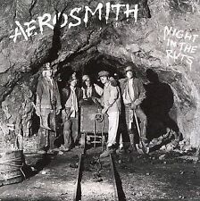 Night in the Ruts by Aerosmith (Vinyl, Columbia (USA))