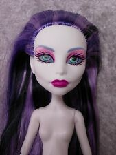 MONSTER HIGH SPECTRA VONDERGEIST GHOUL SPIRIT NUDE DOLL NEW