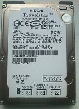 "80GB IDE ATA PATA 2.5"" Laptop Hard Disk Drive Disc 2.5 INCH HDD 80 GB P-ATA"