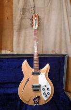 1993 Rickenbacker 381/12 V69 381 Mapleglo 12 String