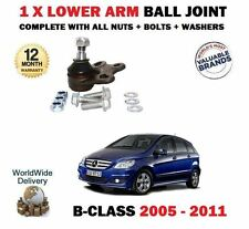 FO MERCEDES B150 B160 B170 B180 B200 2005-2011 1 X BALL JOINT FOR WISHBONE ARM