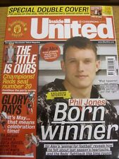 2013 Manchester United: Inside United Official Magazine - Issue 251, Special Dou