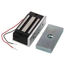 12V Electromagnetic Magnetic Door Lock 60KG Holding Force Access Control Ss