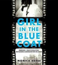 Girl in the Blue Coat by Monica Hesse (2016, CD, Unabridged)
