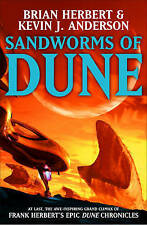 Sandworms of Dune by Brian Herbert, Kevin J. Anderson (Paperback, 2007)