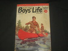 The Best From Boys' Life Comics, July 1958     eb10
