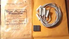 "8 TANE ALARM PRODUCTS Y0704 3/8"" x 1-1/4""  WITH 12"" LEADS RECESSED CONTACTS NOS"