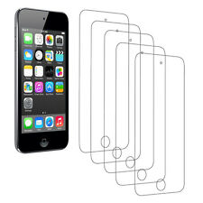 5PC Clear HD LCD Screen Protector Guard Cover Film For iPod Touch 6 6th Film HD